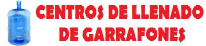 Centros de Llenado de Garrafones