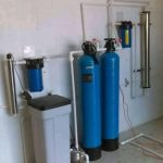 equipo de purificacion de agua